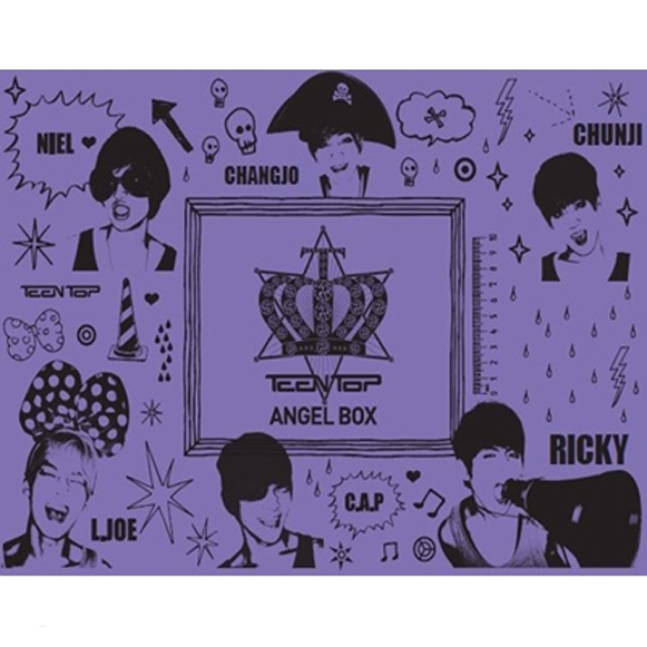 teen top angel box