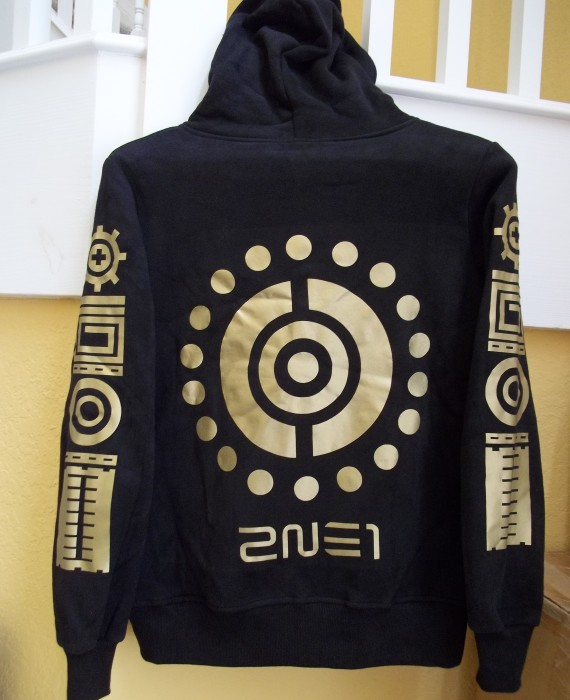 2ne1 replica hoodie 2