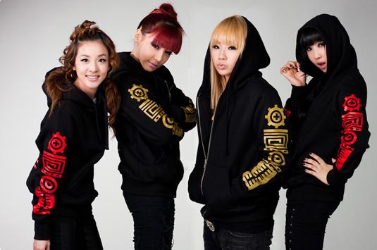 2ne1 replica hoodie