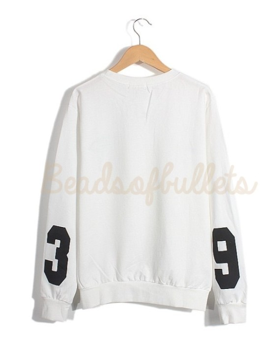 bts sweater back