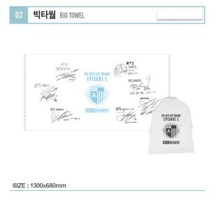 BTS 2015 concert goods_1-2-1