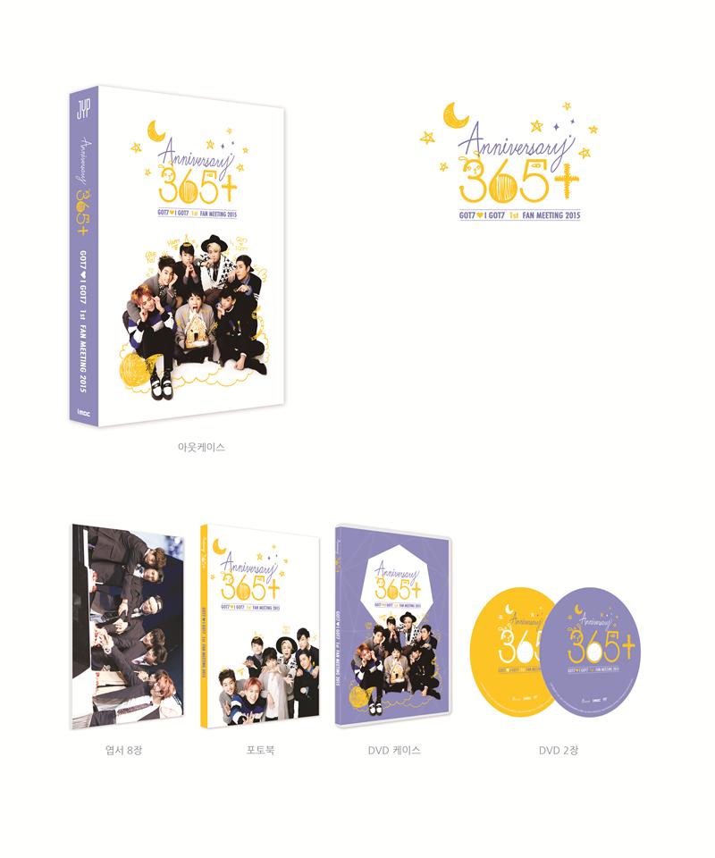 got7 dvd