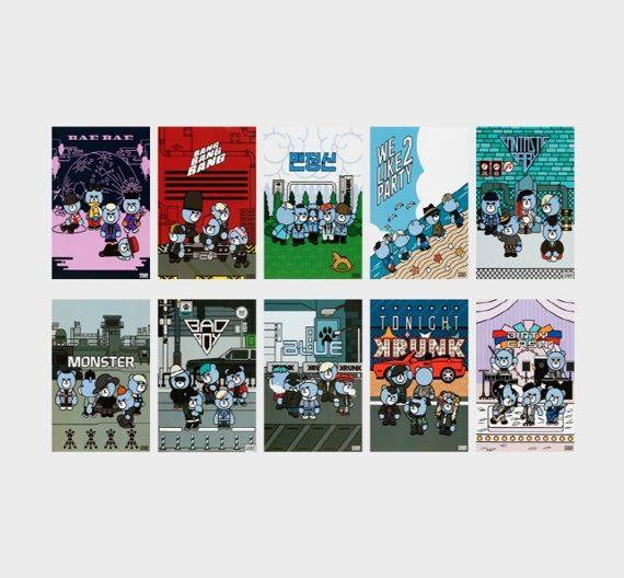 krunk-poster-set