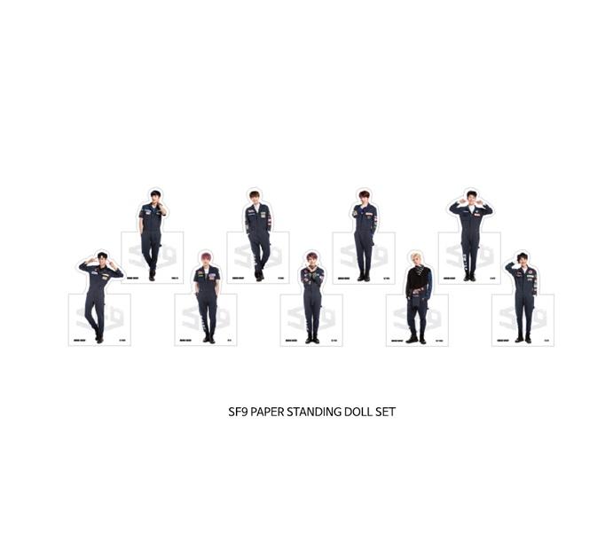 sf9 standee
