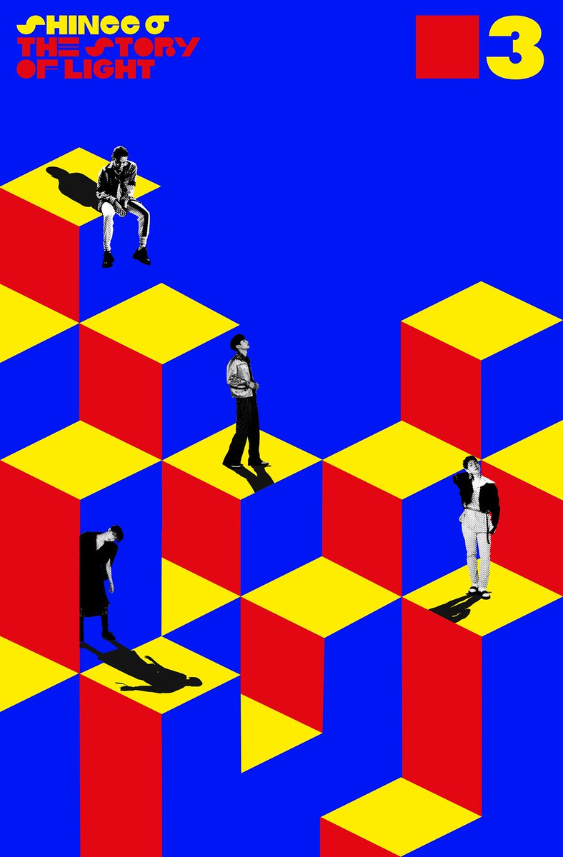 SHINee - The Story of Light EP 3