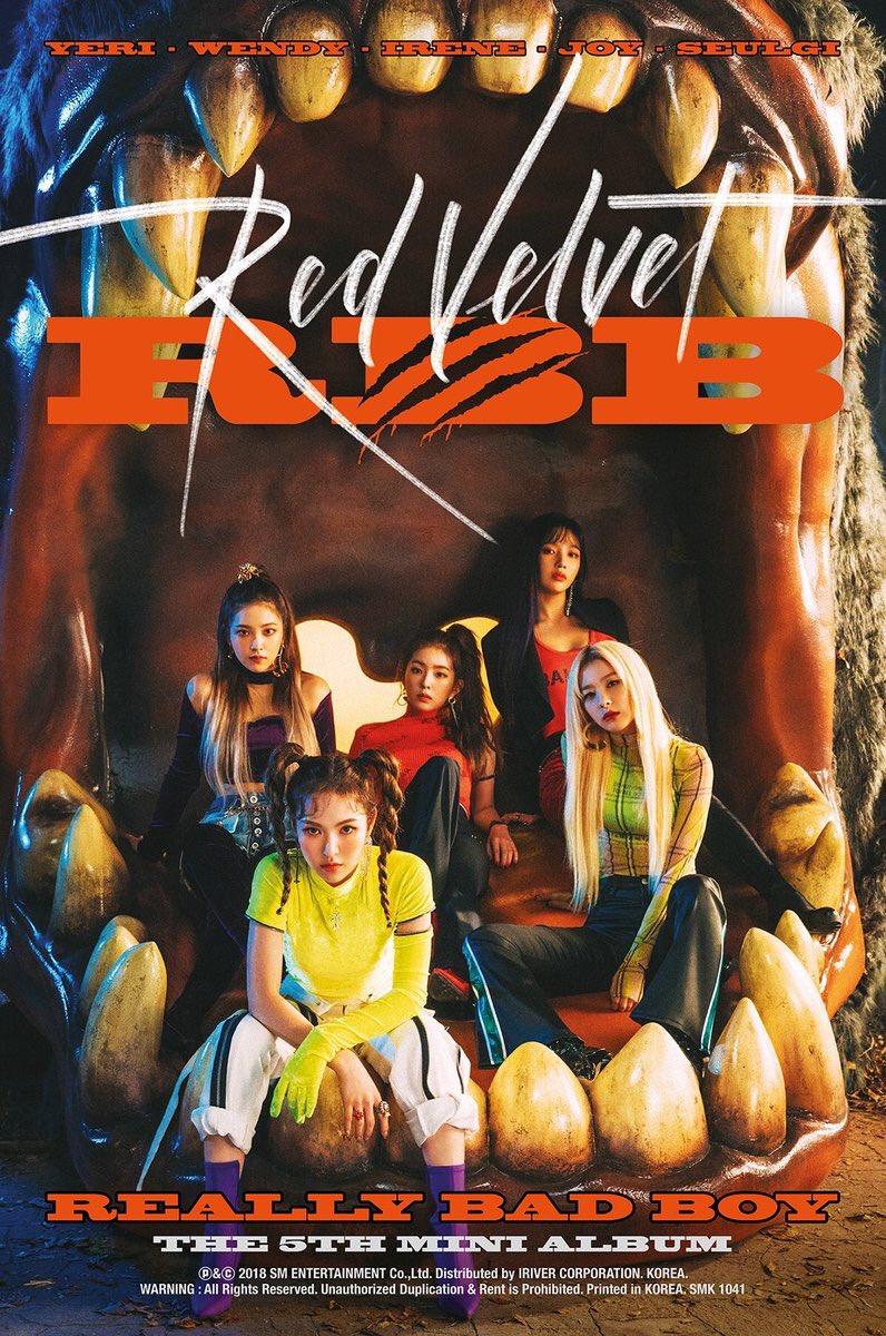 Red Velvet RBB (Really Bad Boy) Dance Mirror - YouTube